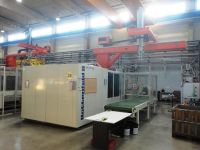 Plastics Injection Molding Machine BATTENFELD HM 1000 2P/9200
