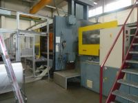 Plastics Injection Molding Machine BATTENFELD BA 20000 - 45000 HM
