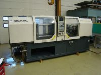 Plastics Injection Molding Machine DEMAG COMPACT 800 - 310