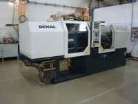 Plastics Injection Molding Machine DEMAG ERGOTECH 1000/430 COMPACT