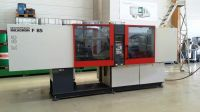 Plastics Injection Molding Machine FERROMATIK MILACRON K 850 - 493 S