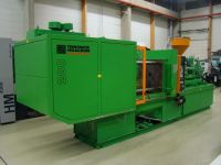 Plastics Injection Molding Machine FERROMATIK MILACRON K 2000 S - 1000