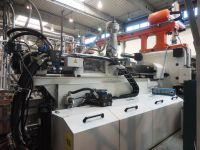 Plastics Injection Molding Machine HUSKY Q 1350 RS 115/95 2008-Photo 3