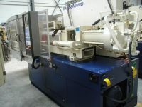 Plastics Injection Molding Machine KRAUSS MAFFEI KM 80 - 390 C2