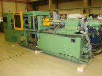 Plastics Injection Molding Machine KRAUSS MAFFEI KM 120 - 340 B