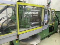 Plastics Injection Molding Machine KRAUSS MAFFEI KM 150 - 700 C2