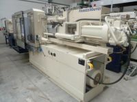 Plastics Injection Molding Machine KRAUSS MAFFEI KM 150 - 1000 C1