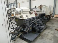 Plastics Injection Molding Machine KRAUSS MAFFEI KM 250 - 1650 B
