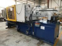 Plastics Injection Molding Machine KRAUSS MAFFEI KM 350 - 1650 B2
