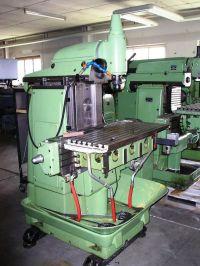 Werkzeugfräsmaschine MACMOM M 200