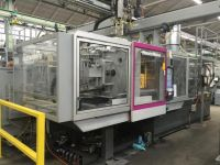 Plastics Injection Molding Machine KRAUSS MAFFEI KM 350 - 1900 C1