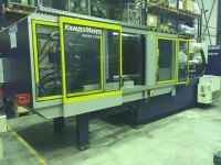 Plastics Injection Molding Machine KRAUSS MAFFEI KM 350 - 2700 C2