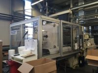 Plastics Injection Molding Machine KRAUSS MAFFEI KM 420 - 2700 C1