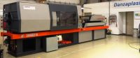 Plastics Injection Molding Machine SANDRETTO SERIE OTTO 1334 / 330
