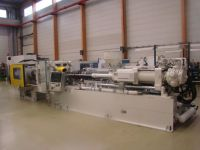 Plastics Injection Molding Machine WINDSOR W 650 - 4120