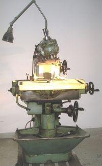Fresadora herramientas RUHLA UMF 58