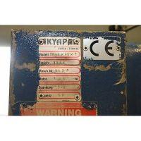 3-валковый листогибочный станок AKYAPAR 2030x95x2 1987-Фото 13