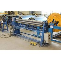 3 Roll Plate Bending Machine AKYAPAR 2030x95x2