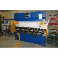 CNC Hydraulic Press Brake HACO ATLANTIK