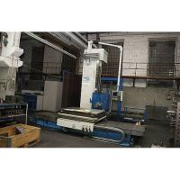 Horizontal Boring Machine WOTAN RAPID