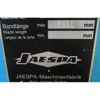 Ленточно-отрезной станок JAESPA W 220 DG