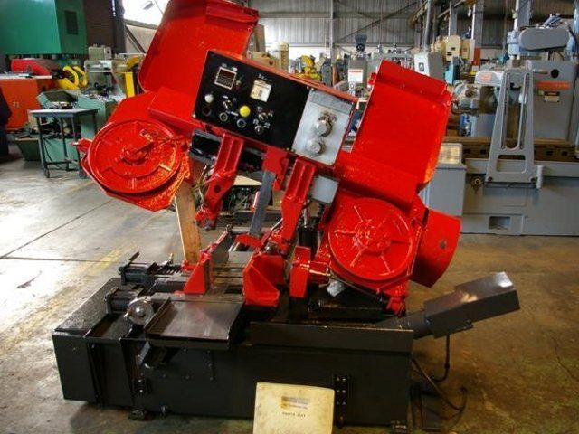 Band Saw Machine AMADA HA-250 W 1990