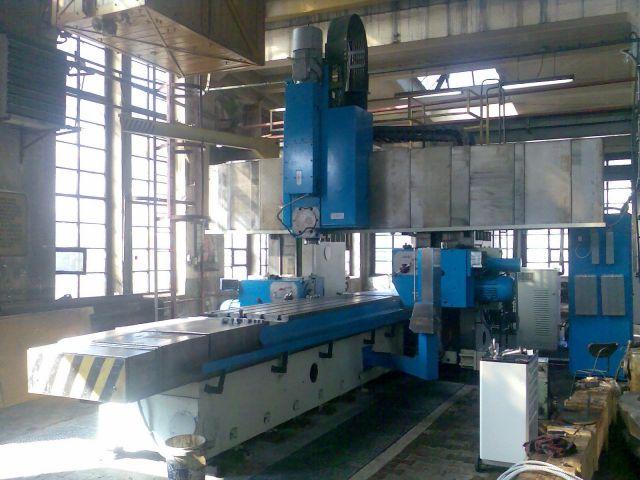 CNC Portal Milling Machine STANKOIMPORT 6M610F11 1988