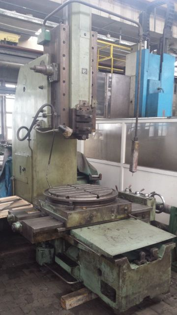 Vertical Slotting Machine STANKOIMPORT 7405 1985