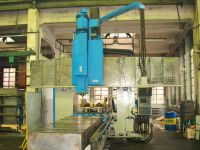CNC μηχανή φρεζομηχανή STANKOIMPORT 6M610F11