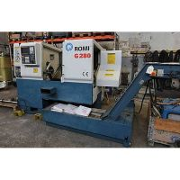 Tokarka CNC ROMI G 280