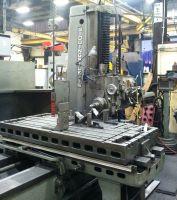 Máquina de perfuração horizontal GIDDINGS LEWIS 340-T