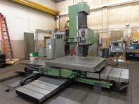 Horizontal Boring Machine SUMMIT HTMC-5