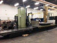 Horizontal Boring Machine KURAKI KBT-13 PDX