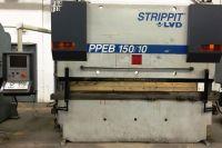 CNC särmäyspuristimen STRIPPIT LVD PPEB 150 BH 10