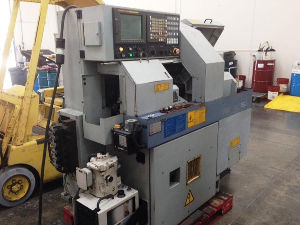 Poważnie CNC Automatic Lathe STAR SA-16 R GP25