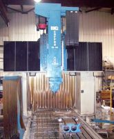 Fresadora CNC portal NICOLAS CORREA FP 40/40 S