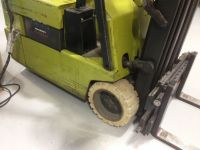 Front Forklift CLARK TM-15 1990-Photo 4