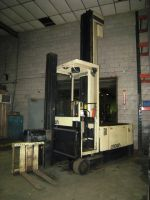 Side loading Forklift CROWN 40TS-S