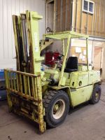 Front Forklift CLARK C 500 Y 80 1977-Photo 2