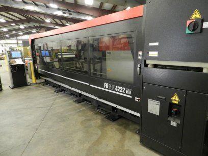 3D laser AMADA FOM2-4222NT 2012