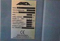 Универсальный заточной станок ANCA GX 7 2008-Фото 3