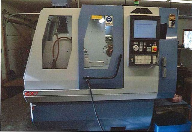 Универсальный заточной станок ANCA GX 7 2008