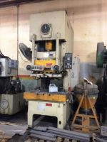 C Frame Hydraulic Press AIDA NCI 110 1992-Photo 3