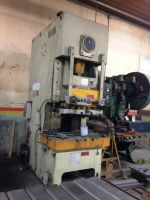 C Frame Hydraulic Press AIDA NCI 110 1992-Photo 5