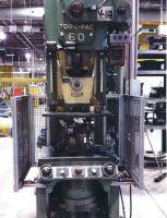 C Frame Hydraulic Press TORC-PAC MODEL 60