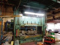 H Frame Hydraulic Press VERSON 600 HD 1968-Photo 4