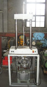 C Frame Hydraulic Press EIGENBAU 6 T