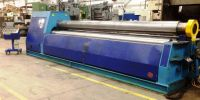4 Roll Plate Bending Machine M G WH 510 C 2004-Photo 3