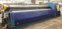 4 Roll Plate Bending Machine M G WH 510 C 2004-Photo 4