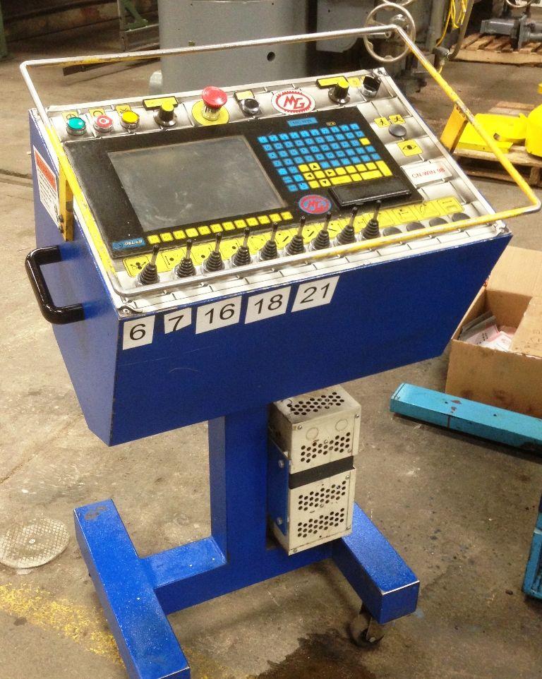 4 roll plate bending machine